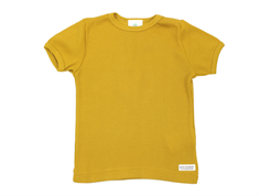 En Fant t-shirt/top golden spice